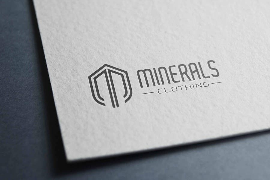 Konkurrenceindlæg #227 for Design a Logo for Minerals Clothing