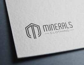 #227 for Design a Logo for Minerals Clothing by legol2s