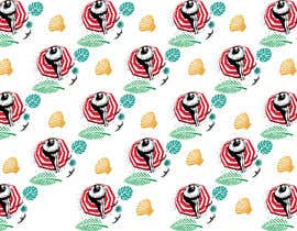 #20 for Artwork design for textile pattern by QasimAs