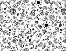 nº 22 pour Artwork design for textile pattern par QasimAs
