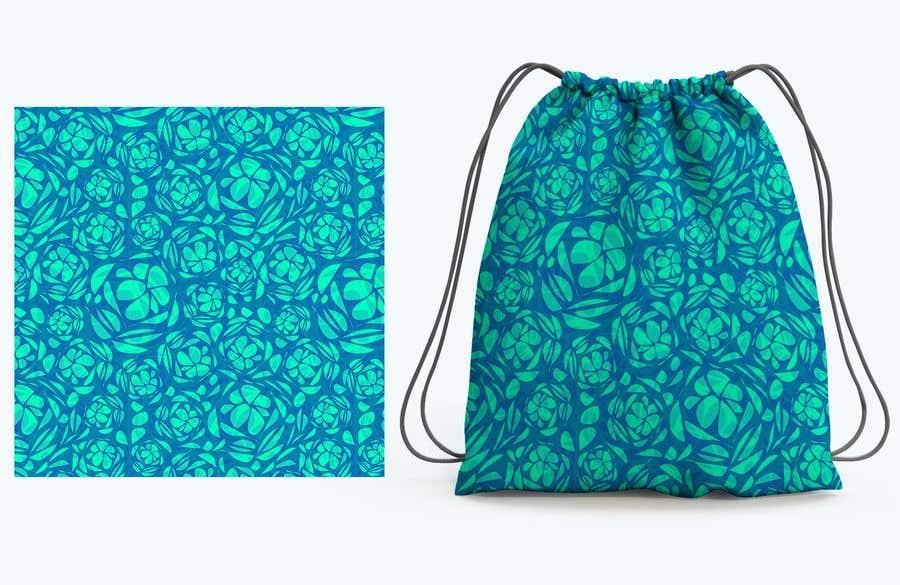 Proposition n°                                        92                                      du concours                                         Artwork design for textile pattern