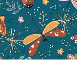 nº 116 pour Artwork design for textile pattern par ghufranahmed