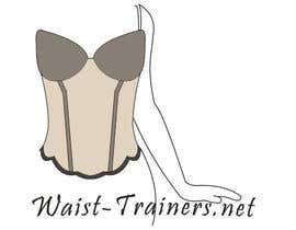 #23 pentru Design a Logo for a Waist Trainer (corset) Company de către zczv