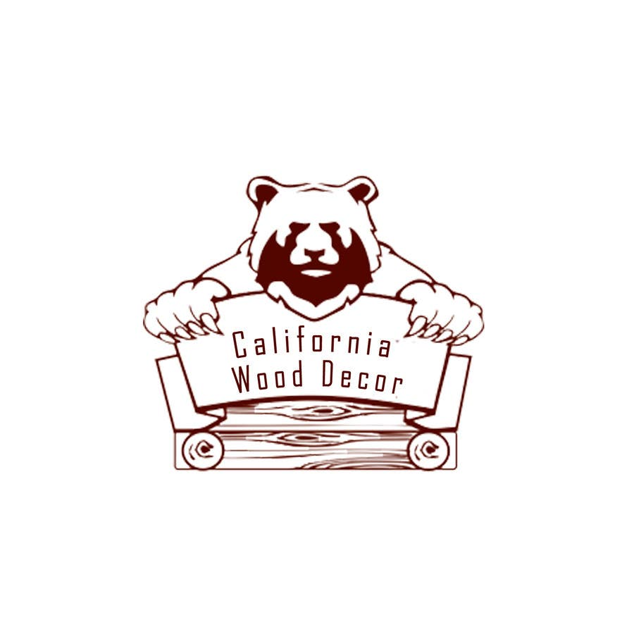 Konkurrenceindlæg #                                        13                                      for                                         Design a Logo for California Wood Decor