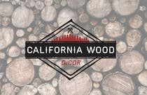 Graphic Design Konkurrenceindlæg #20 for Design a Logo for California Wood Decor