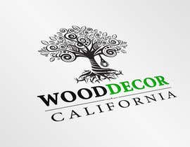 #59 za Design a Logo for California Wood Decor od Obscurus