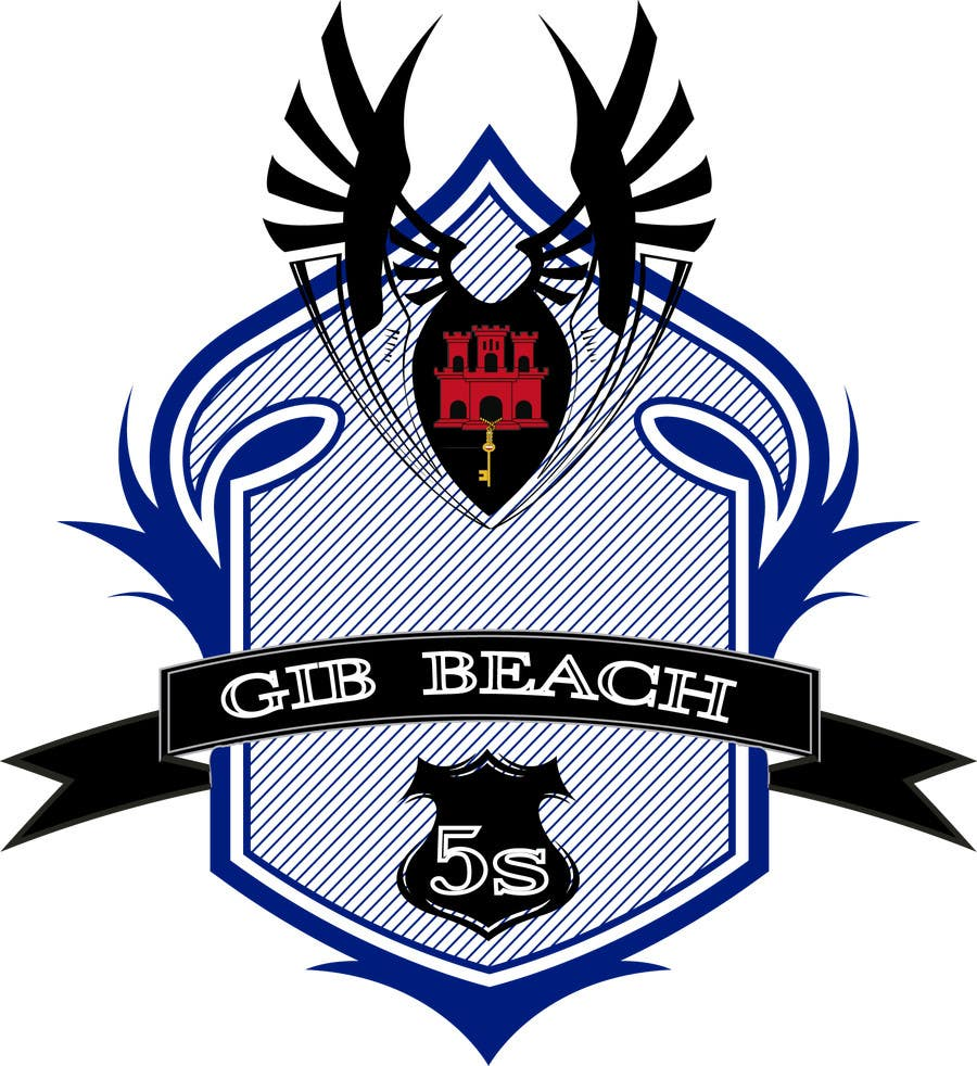 Entri Kontes #                                        11                                      untuk                                        Design a Logo for Beach Rugby - Use your imagination!