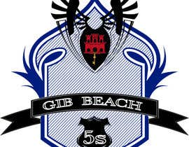 #11 for Design a Logo for Beach Rugby - Use your imagination! by falvarezh