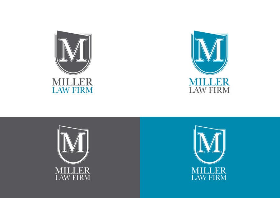 #44 for Logo Design for Miller Law Firm by humphreysmartin