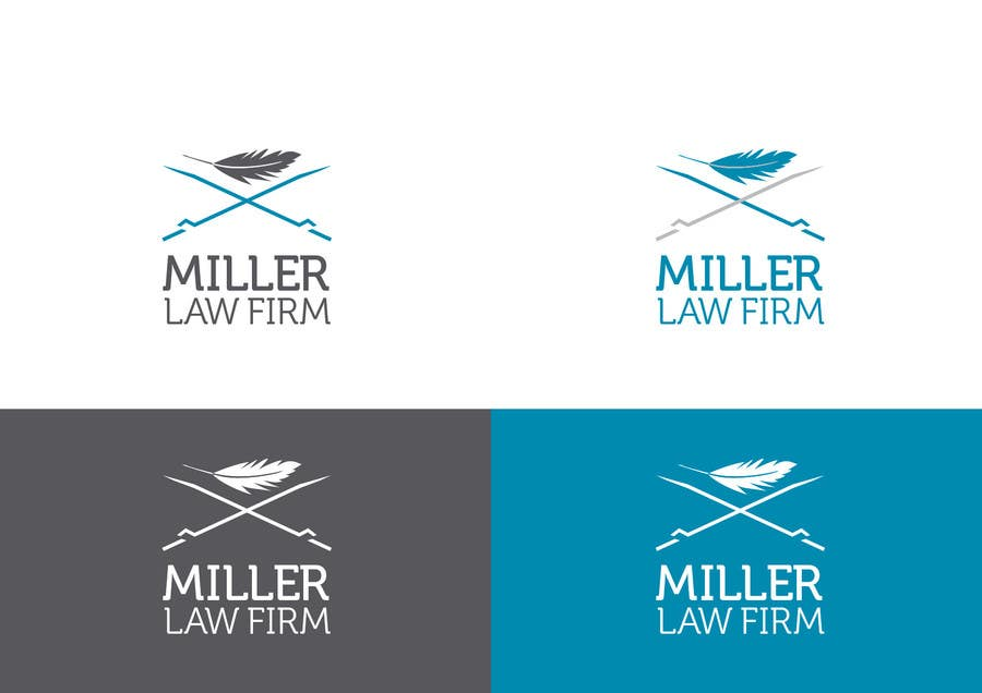 #48 for Logo Design for Miller Law Firm by humphreysmartin