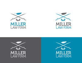 #49 for Logo Design for Miller Law Firm af humphreysmartin