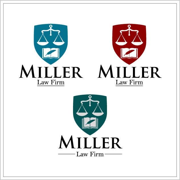 Konkurrenceindlæg #                                        29                                      for                                         Logo Design for Miller Law Firm
