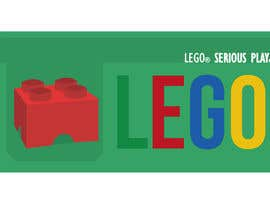 #7 for 设计徽标 for LEGO X Corporate Training Company Logo Design af LuciaChiesa