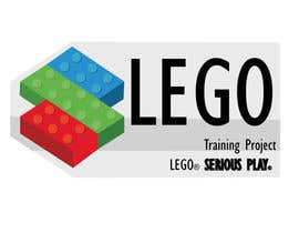 #8 for 设计徽标 for LEGO X Corporate Training Company Logo Design af LuciaChiesa