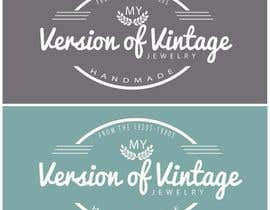 #5 untuk Design a Logo for Vintage Jewelry Business oleh layniepritchard