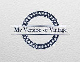 #19 for Design a Logo for Vintage Jewelry Business af mirceabaciu