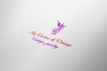 #13 untuk Design a Logo for Vintage Jewelry Business oleh sdartdesign