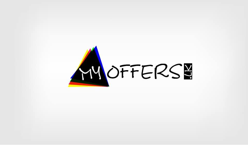 Konkurrenceindlæg #                                        9                                      for                                         Design a Logo for website :www.MYOFFER.LK