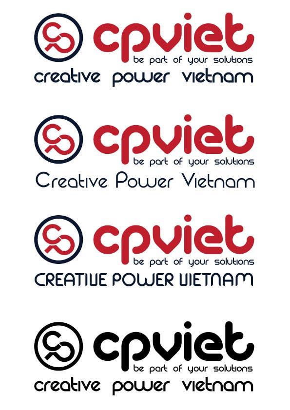 Penyertaan Peraduan #221 untuk Logo Design for CPVIET