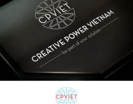 #257 para Logo Design for CPVIET por wizardofdesign
