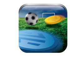 nº 40 pour Logo Design for Soccer Game par anamiruna