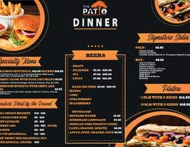 #22 for 2 Menu Designs for 1 Restaurant by aliirfan77