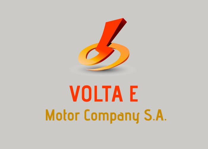Kilpailutyö #62 kilpailussa Design a Logo for Volta E