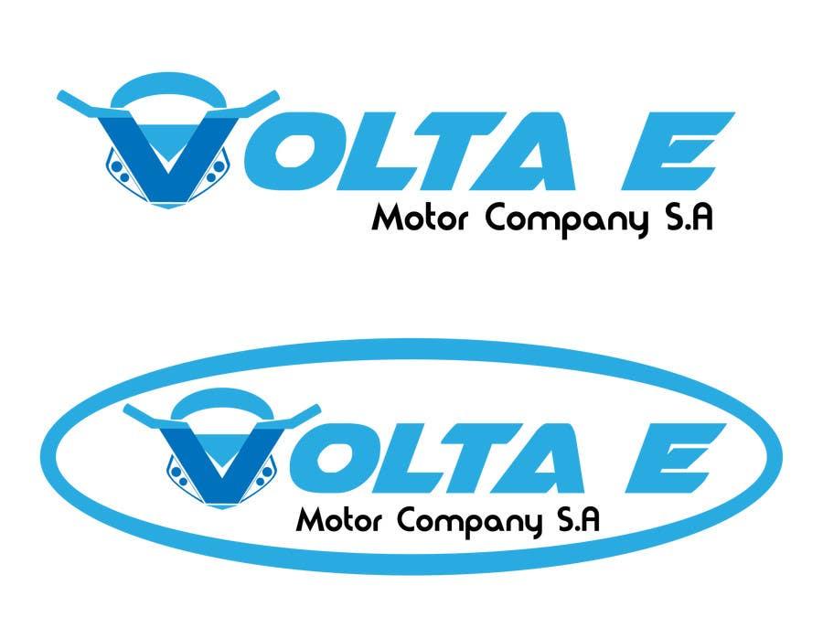 Kilpailutyö #55 kilpailussa Design a Logo for Volta E