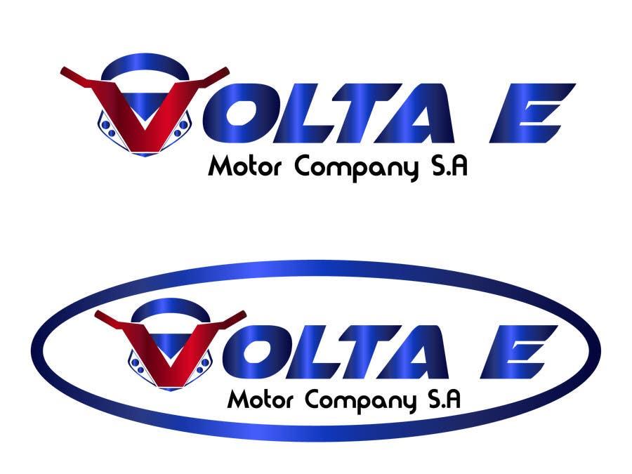 Kilpailutyö #56 kilpailussa Design a Logo for Volta E