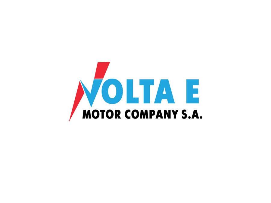 Kilpailutyö #47 kilpailussa Design a Logo for Volta E