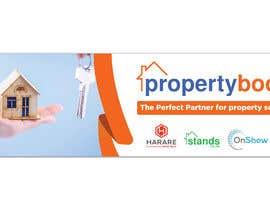 Nro 6 kilpailuun Propertybook has grown Banner käyttäjältä ziauddin1973