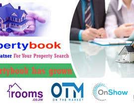 Nro 114 kilpailuun Propertybook has grown Banner käyttäjältä RajkumarYounuSYS