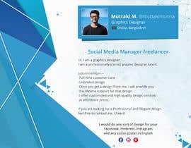 #9 for Social Media Manager freelancer af muttakimunna