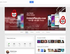 xristopetkov tarafından Design a cover for Facebook,YouTube and twitter for UnlockPanda için no 22