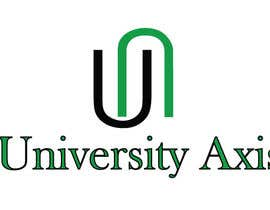 #7 para Logo Design for universityaxis.com por raihanrabby