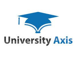 #14 para Logo Design for universityaxis.com por weblover22