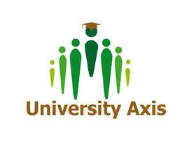#16 para Logo Design for universityaxis.com por weblover22