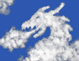 "nº 74 pour I need some Graphic Design for design of a ""Dragon Cloud"" -- 4 par new1ABHIK1"