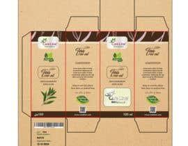 Elyacine tarafından Organic Oil box design için no 203