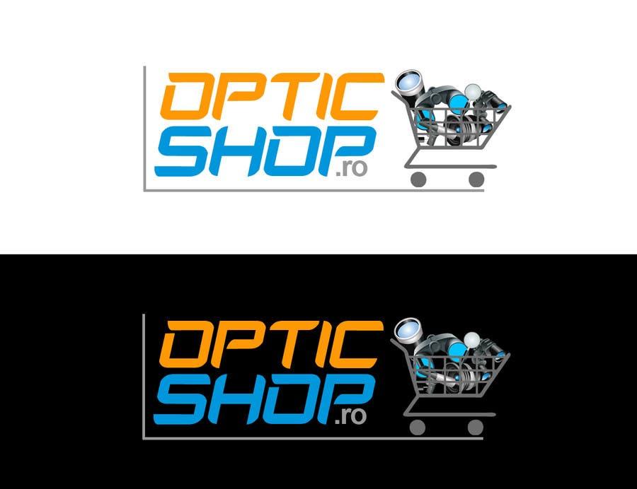 Inscrição nº 68 do Concurso para Logo Design for OpticShop.ro