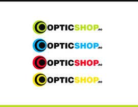 nº 71 pour Logo Design for OpticShop.ro par fritolovs