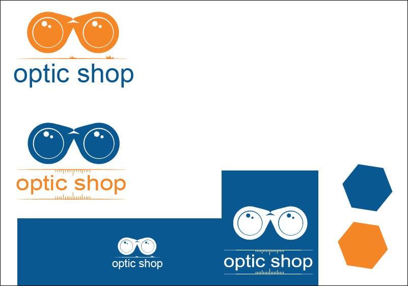 Inscrição nº 70 do Concurso para Logo Design for OpticShop.ro