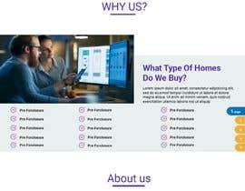 #45 for 1 page website design / redesign af habibfoysal