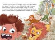 Illustrate and Layout Children's Short Story. - 12/11/2020 19:14 EST için Graphic Design47 No.lu Yarışma Girdisi