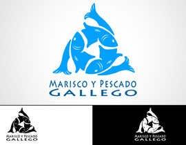 Nro 28 kilpailuun Marisco y Pescado Gallego käyttäjältä fingal77