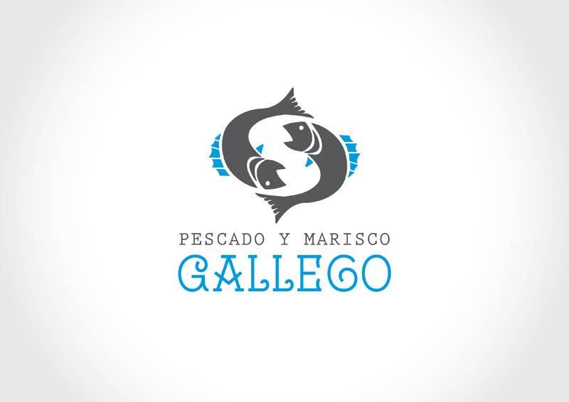 Inscrição nº 18 do Concurso para Marisco y Pescado Gallego
