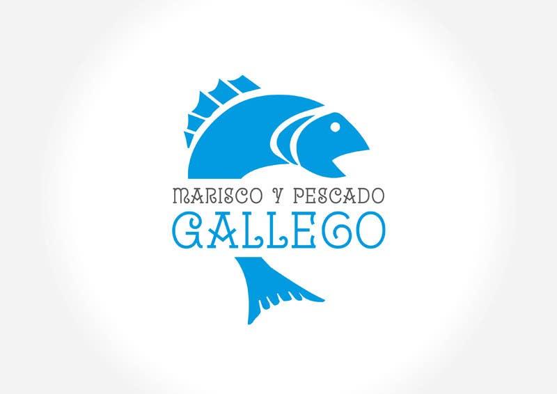 Inscrição nº 26 do Concurso para Marisco y Pescado Gallego