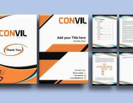 Nro 10 kilpailuun Template for a Company/Corporate Profile käyttäjältä nurakterrimon