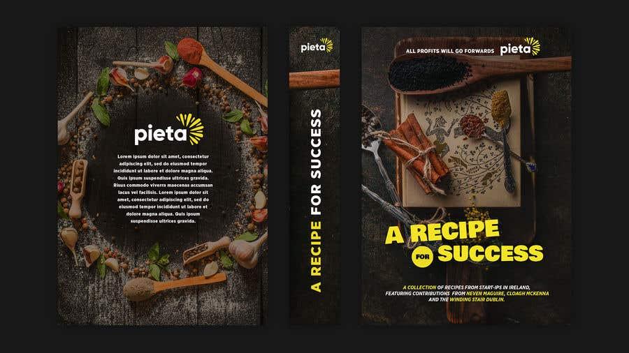 Penyertaan Peraduan #                                        176                                      untuk                                         Cover for Cookbook in aid of Pieta House