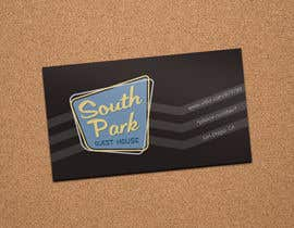 #86 , Design a Logo/ Business card for South Park Guest House 来自 Chaddict